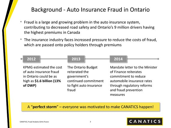 fraud and motives of insurance fraud
